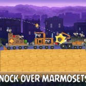 Angry Birds Rio Market Mayhem walkthrough