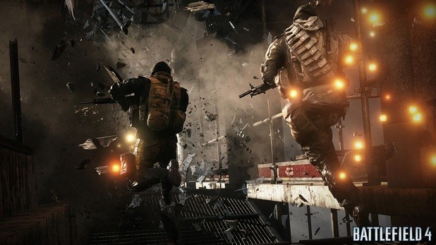 EA Dice Battlefield 4 Wii U preview