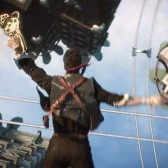 Booker makes things look easy in the newest Bioshock Infinite commercial