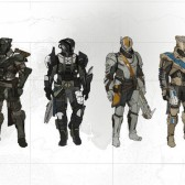 Bungie provides first look at Destiny's character development