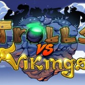 It's Trolls vs Vikings in Megapop's first iOS tower defense game