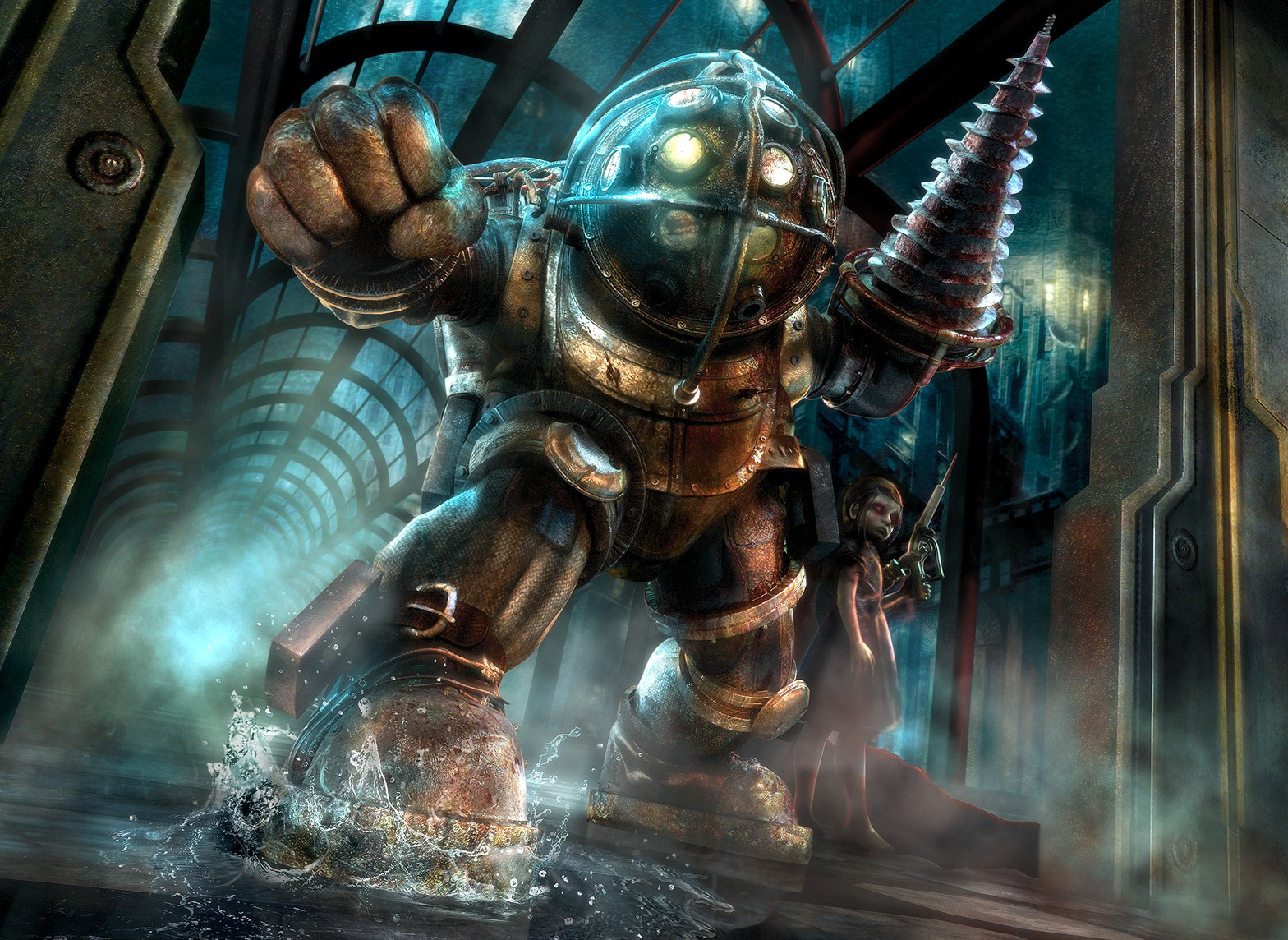 Bioshock movie killed by Ken Levine