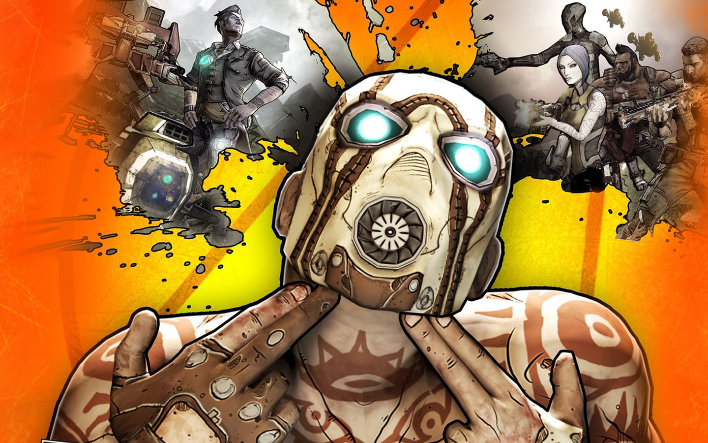 Borderlands 2 Sixth Character