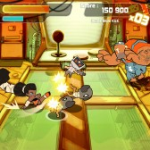 Combo Crew brings co-op beat 'em up action to mobile this year