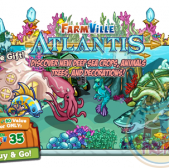 FarmVille Freak Atlantis Sunken Boat Escapades Master G