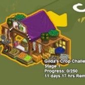 FarmVille Freak Gilda's Crop Challenge