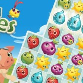 King.com becomes King, unveils Papa Pear Saga and Farm Heroes Saga