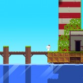 Fez for iOS 