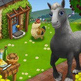 FarmVille 2 French Farm Country Kitchen