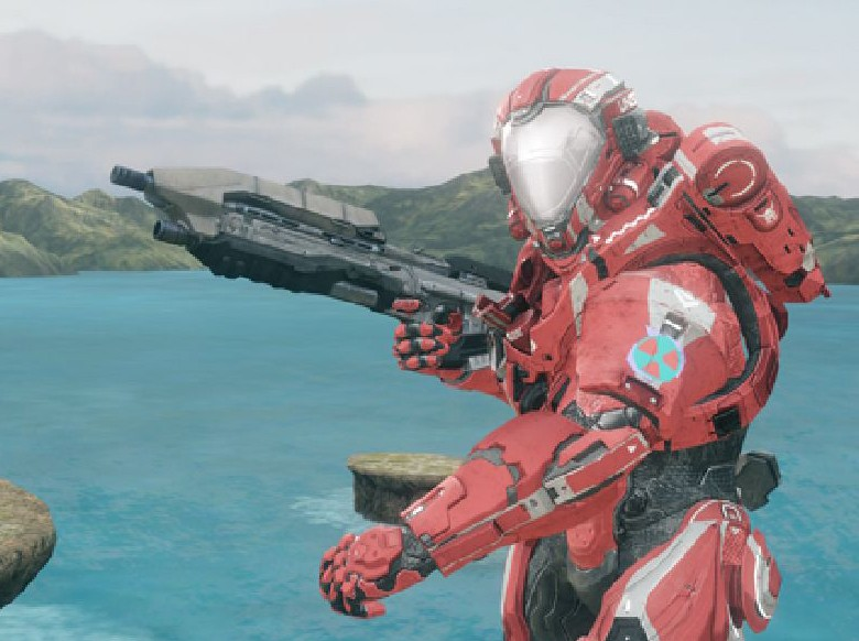 Halo 4 Forge