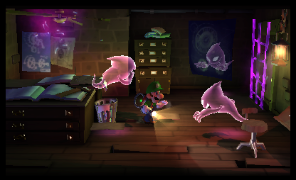 Luigi's Mansion Dark Moon review