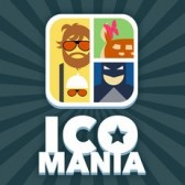 Icomania cheats and answers: Level 9 (P