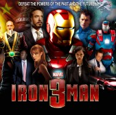 Iron Man 3: The Official Game Suits Up For Smartphones And Tablets