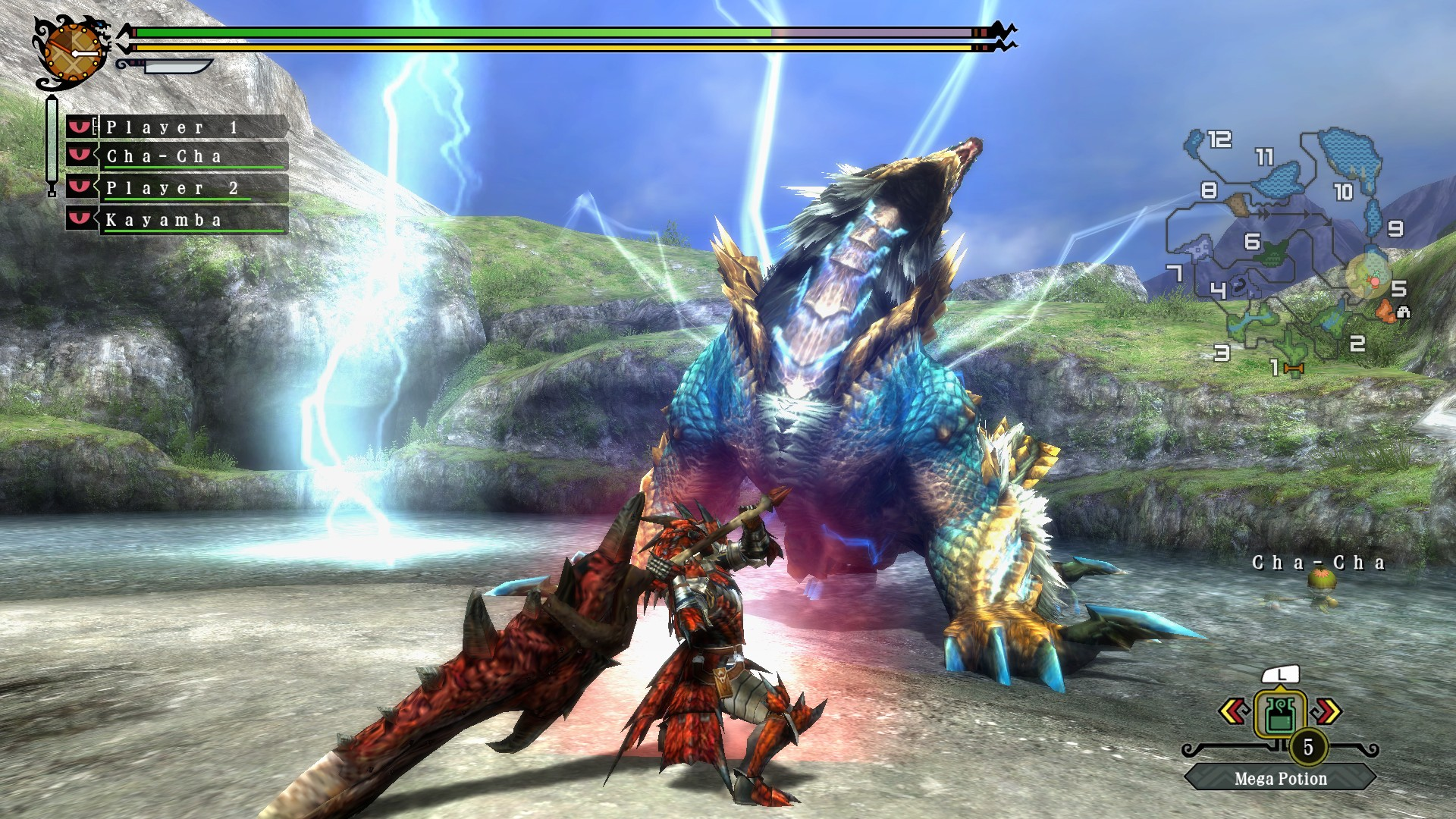 Monster Hunter 3 Ultimate cheats tips