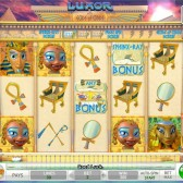 Luxor Gods of Odds comes to myVegas on Facebook