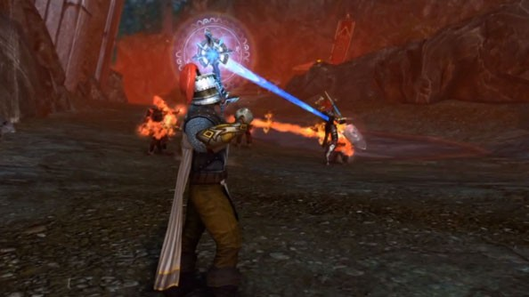 neverwinter devoted cleric trailer