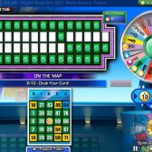 Solve puzzles and cover your boards in GSN's Wheel of Fortune Bingo