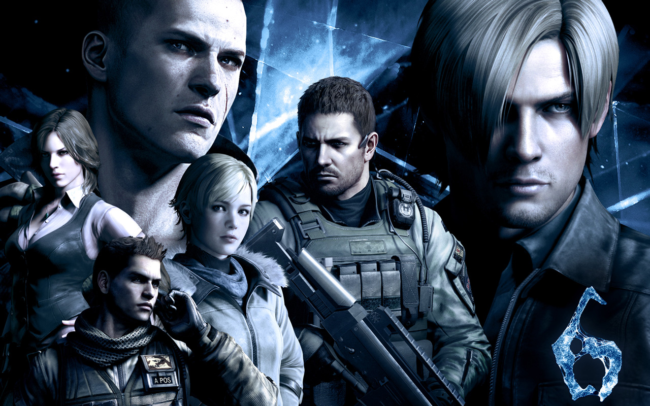 Resident Evil 6 Cheats, trainer