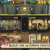 Castle Champions mixes Tiny Tower and medieval battles on iOS