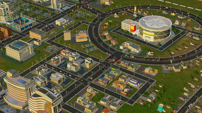 SimCity free game