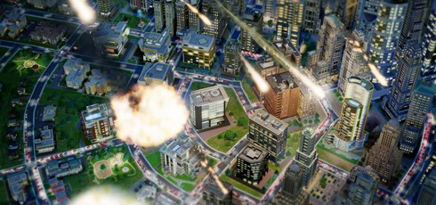 SimCity cheats tips