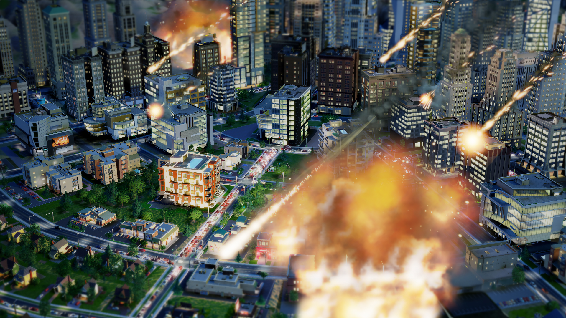 SimCity issues