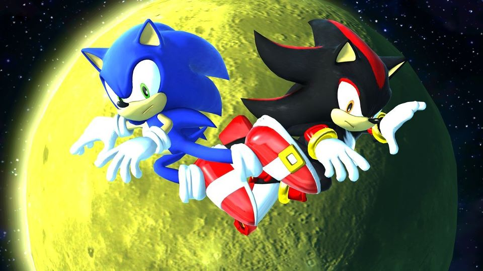 Sonic & Shadow the Hedgehog