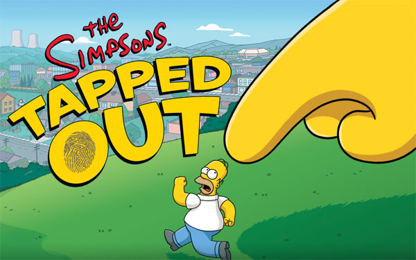 purchases for the chart-topping mobile game The Simpsons: Tapped Out