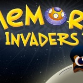Memory Invaders combines Space Invaders and Memory on iOS, Android