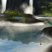 The Sims 3: Aurora Skies is one expensive, beautiful trip to the sea