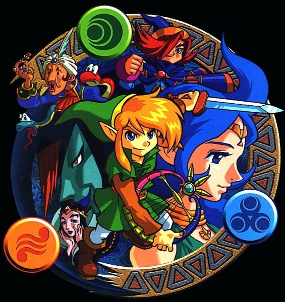 Zelda Oracle series headed to 3DS eShop