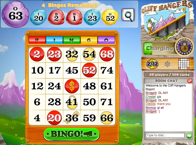 play price is right bingo online