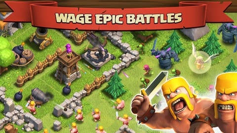 Clash of Clans cheats tips