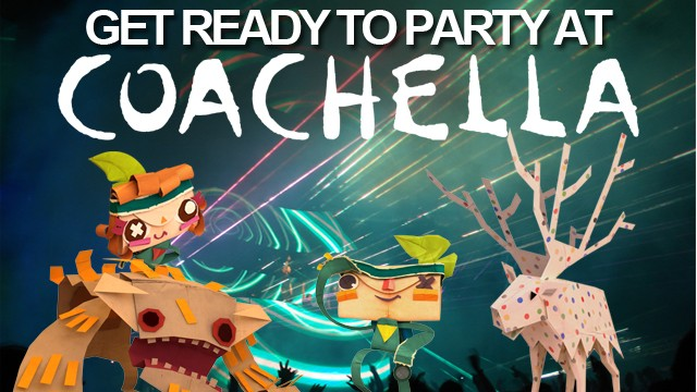 Playstation Coachella