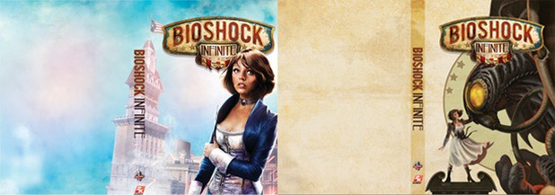 BioShock Infinite covers