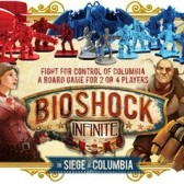 BioShock Infinite: The Siege of Columbia board gam