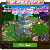 FarmVille Freak April Showers Adventur