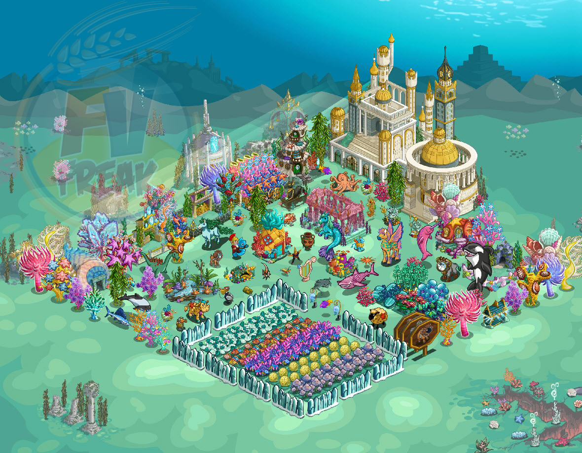 FarmVille Atlantis Chapter 6 quests