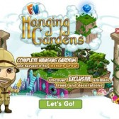 FarmVille Hanging Garden Farm Arrives!