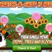 FarmVille Introduces Scratch-N-Sniff Feature