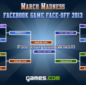 March Madness Facebook Game Face-off 2013: And the winner is...