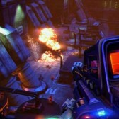Far Cry 3: Blood Dragon's neon sights and blasting beats make me so hot