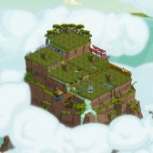 FarmVille Hanging Gardens: Explore and uncover new w