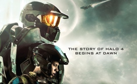 Halo 4 Forward Unto Dawn Europe