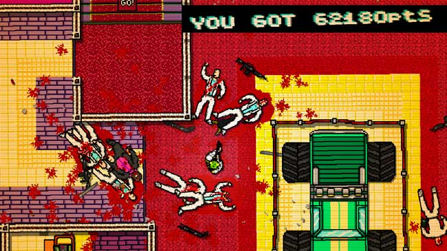 hotline miami, playstation vita, PC, IP