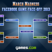 March Madness Facebook Game Face-off 2013: Final Round!