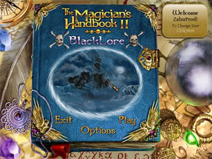The Magician's Handbook II: BlackLore Walkthrough