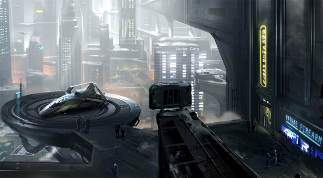 star citizen, concept art, mmo, space sim