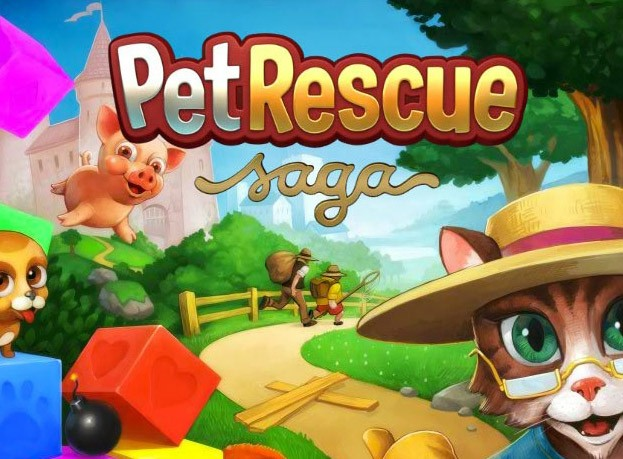 Pet Rescue Saga walkthrough, cheats and tips