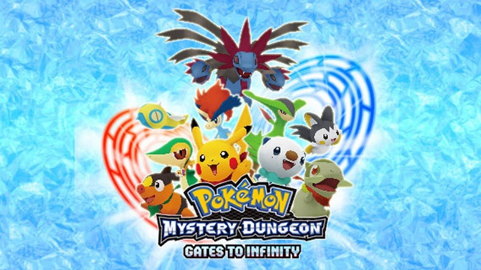 Pokemon Mystery Dungeon: Gates to Infinity